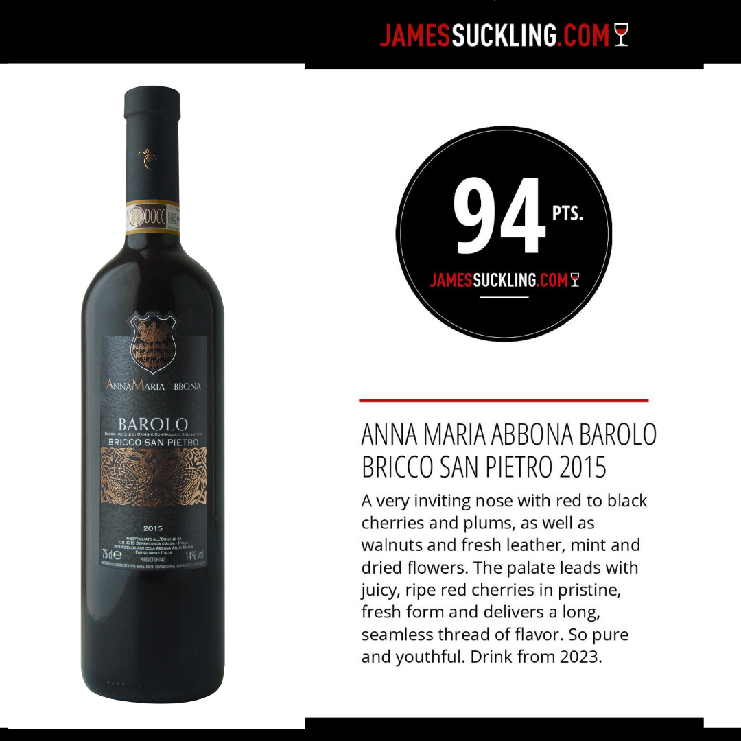 James suckling bricco
